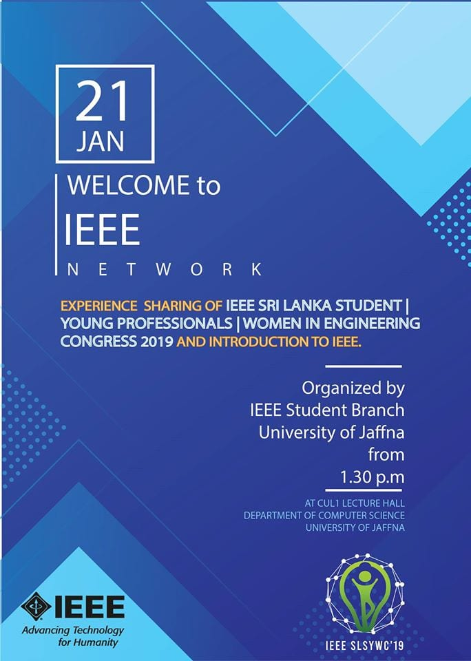 Welcome to IEEE