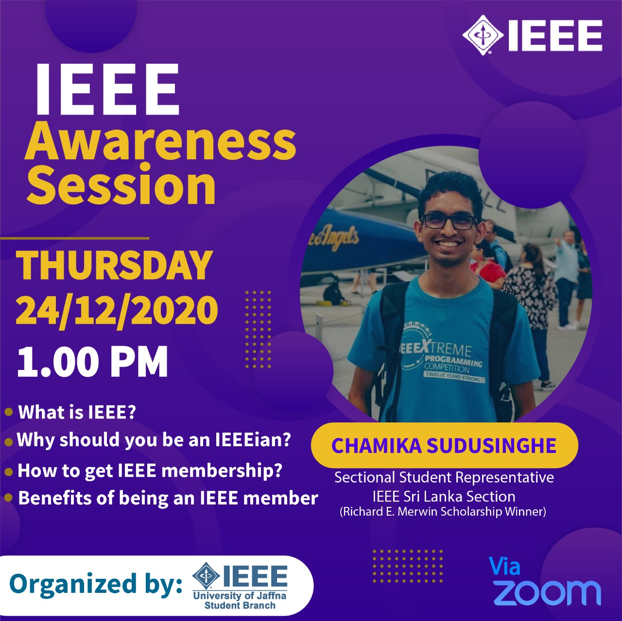 Awareness Session on IEEE