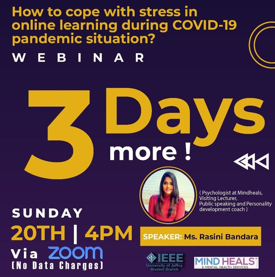 How to cope with stress (Webinar)